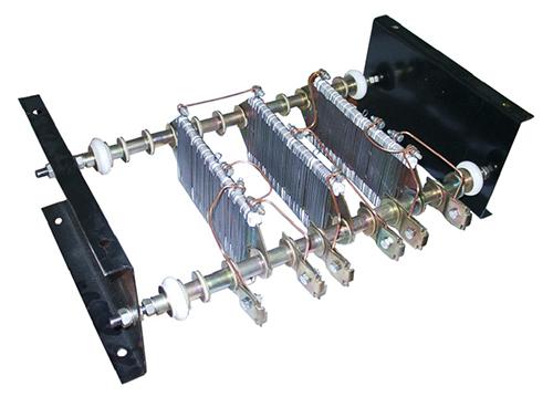 Блок резисторов БРП