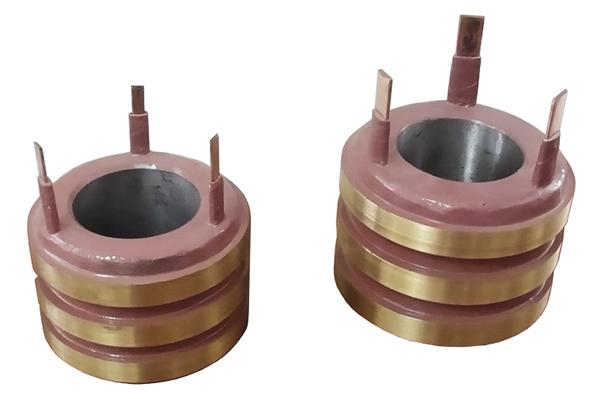 Блоки контактных колец крановые